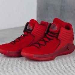 Nike αέρα Jordan xxxii PF πάνινα παπούτσια τέχνης 127005