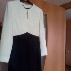 new dress model Oleg Cassini company Black
