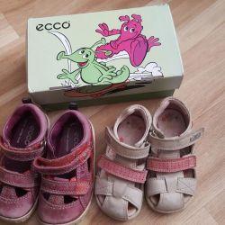Ecrane sandale