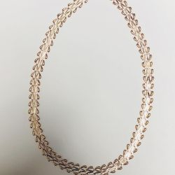 Necklace bat 13.96 gr