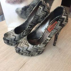 Τα παπούτσια της Missoni