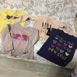 Kids T-shirts for every day