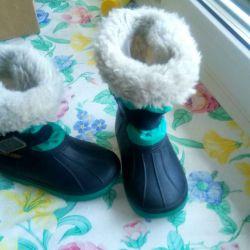 Καουτσούκ μπότες 24 μέγεθος