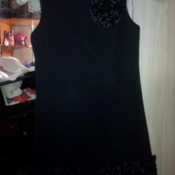 Dress for girl 7-9 years