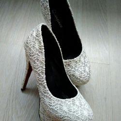 Shoes new 23 cm