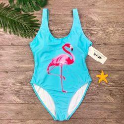 Gentle flamingo swimsuit