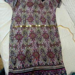 Το φόρεμα είναι νέο μέγεθος 54