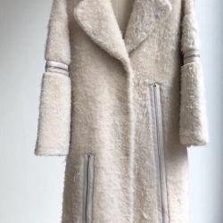 Пальто утеплeнное Корея Новое Принимаю заказы