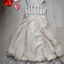 Elegant dress 122-128