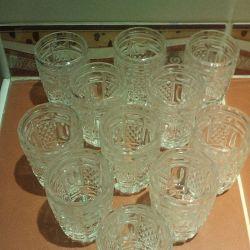Crystal Wineglasses