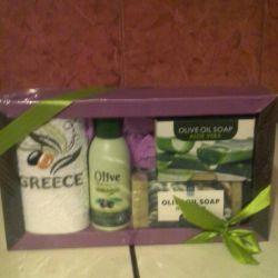 Noul kit de parfumuri. A adus din Grecia.