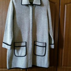 Cardigan ή ελαφρύ παλτό