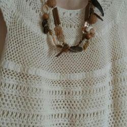 Rochie realizată manual