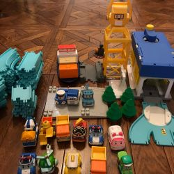 Colecția Robocar Poly