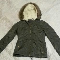 Parka insulated
