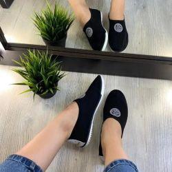 Women's slippers 36,37,38 rub