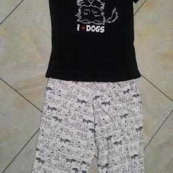 Pajamas new 44-46