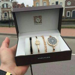 Прекрасные часы Anne Klein 👌❗