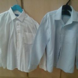 4 Shirts 158-170 for 499 p.