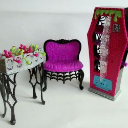 Monster High MX MN Furniture Set