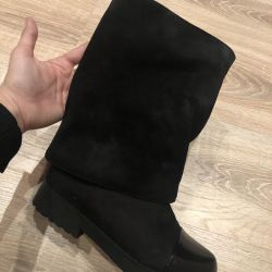 I will sell boots new autumn