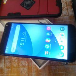 Smartphone ASUS ZenFone 4 Max ZC554KL 32Gb Negru (4A
