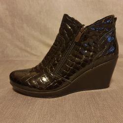 Ботинки жен.новые