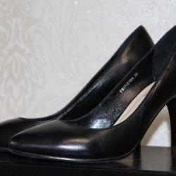 New shoes, genuine leather, size 36