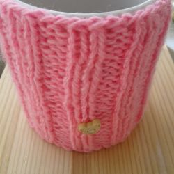 Warmer (jacket) for mug