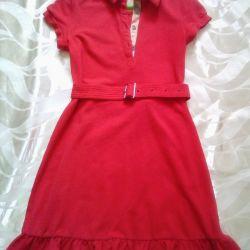 платье Burbbrry р. 140.