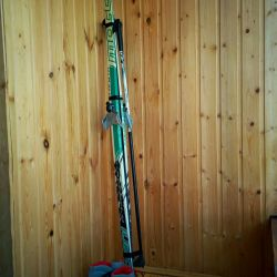 Skis p.160 + boots p.36