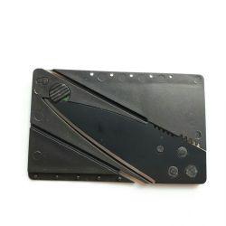 Carte de credit cu cuțit