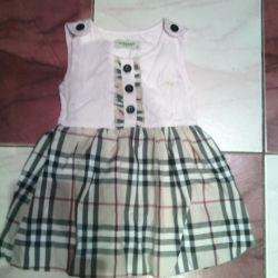 Yeni Barbary Elbise