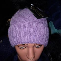 Πλεκτό καπέλο (νέο)
