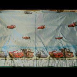 Curtains for children Wheelbarrows for children
