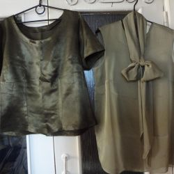 Μπλούζες με κοντά μανίκια και μανίκια