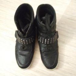 Ботинки - сапожки