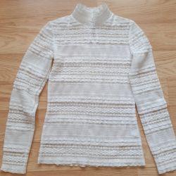 Olsarri lace blouse p.140
