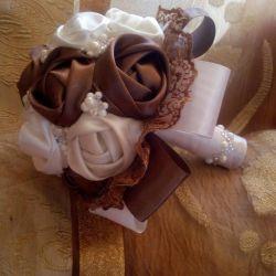 Свадебный букет дублер для невесты