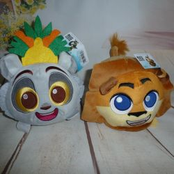 Stuffed toys - from Bill's shop