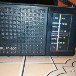 Radio Quartz RP-209