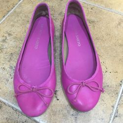 Sell leather ballet shoes Franco Sarto