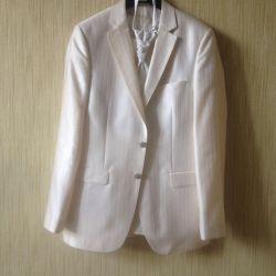 Wedding 46 men's suit