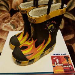jekky rainboots lastik çizme