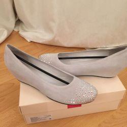 Ayakkabı almanya yeni 40 boyutu