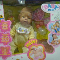İnteraktif pot ile bebek bebek bebek