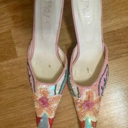 Pantofi cu paiete 39-40