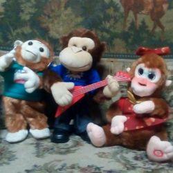 Singing monkeys new