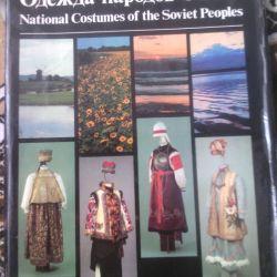 SSCB halklarının giyimi