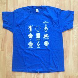 T-shirt Alpindustria νέα L